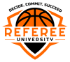 Referee University Logo